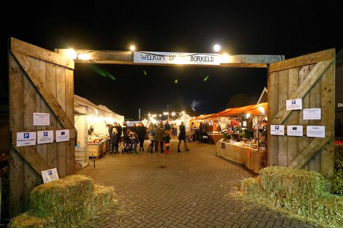 Korte dagen koude nachten. Winterfair Rijssen weer van start.