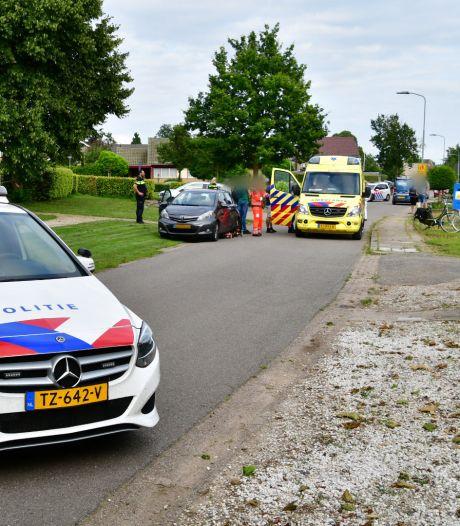 Meisje (4) ernstig gewond door aanrijding met auto in Aerdt
