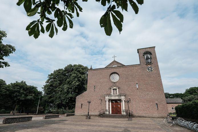 De Christus Koning Kerk in Lievelde.