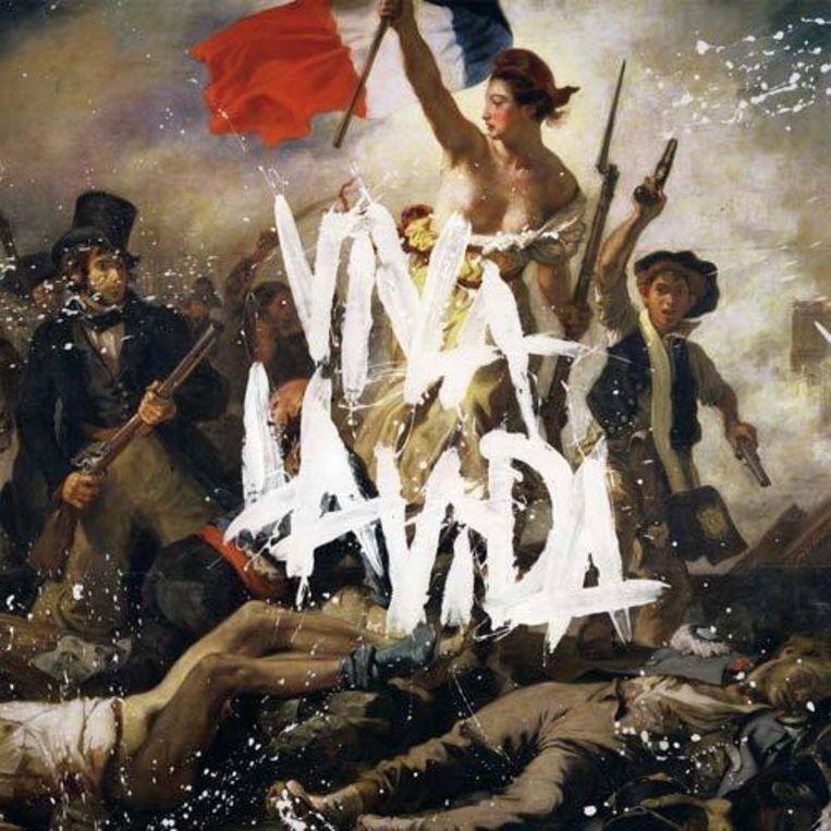 Coldplay had in 2008 de best verkochte plaat op zak. Beeld UNKNOWN