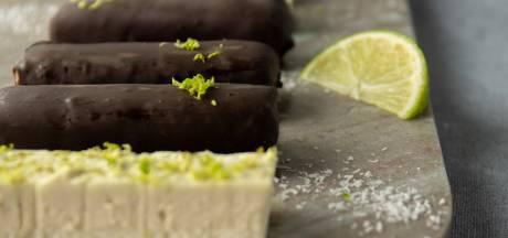 Wat Eten We Vandaag: Limoen-kokosrepen