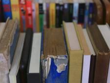'Het zegt iets over je karakter hoe de boeken zijn opgesteld'