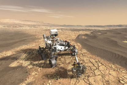 NASA zal Marsrobot Perseverance op 17 juli lanceren