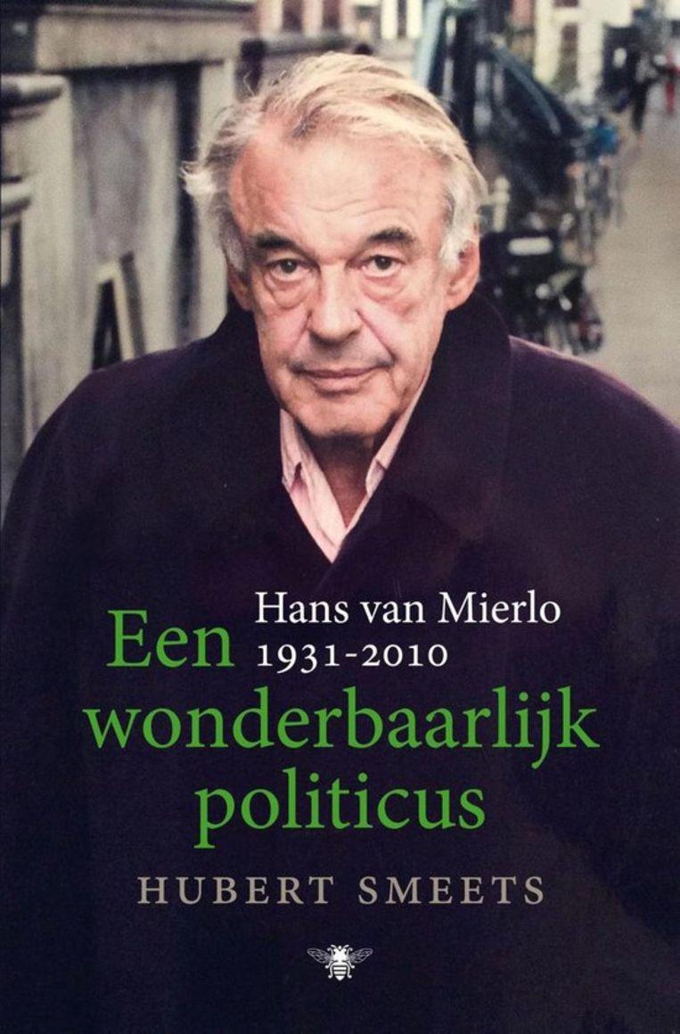 Hubert Smeets, Een wonderbaarlijk politicus, Hans van Mierlo 1931-2010, De Bezige Bij, €34,99, 608 blz. Beeld