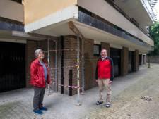 Bewoners lijnrecht tegenover elkaar: is Velps appartementencomplex een bouwval of niet?