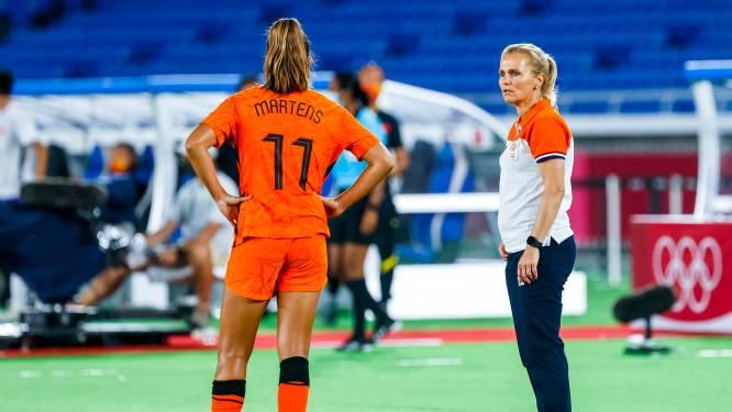 Wiegman vol vertrouwen naar clash met Amerika: 'Dit wordt niet mijn laatste duel als bondscoach'