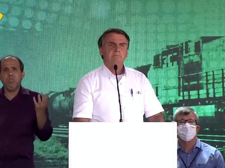 Braziliaanse president: Hou op met jammeren over coronadoden