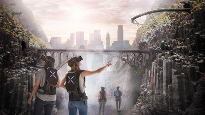 Speel 'De Dag' na en voer Middeleeuws gevecht in nieuw Hasselts virtual reality-park