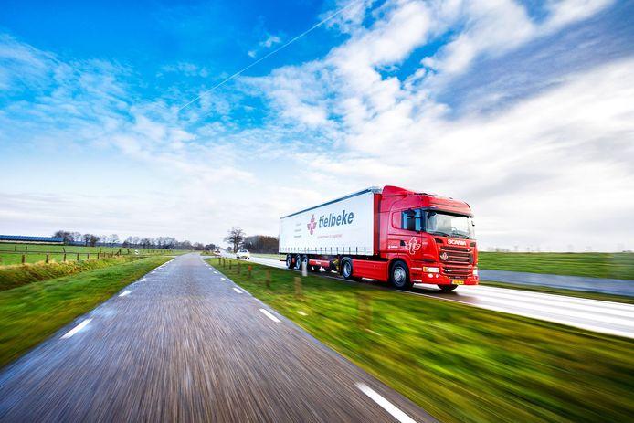 Tielbeke Transport wil jongeren enthousiast maken voor het vak van vrachtwagenchauffeur.