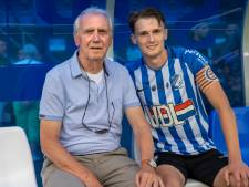 De kleinzoon van 'Skiete Willy' gaat bij FC Eindhoven per direct met hét rugnummer van zijn opa spelen