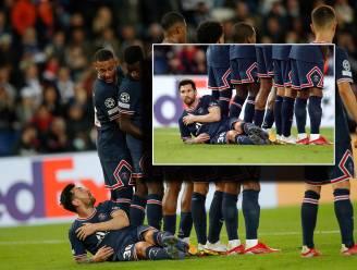 Voetbalwereld in shock om Messi de muurligger: 'Dit kan toch niet!'