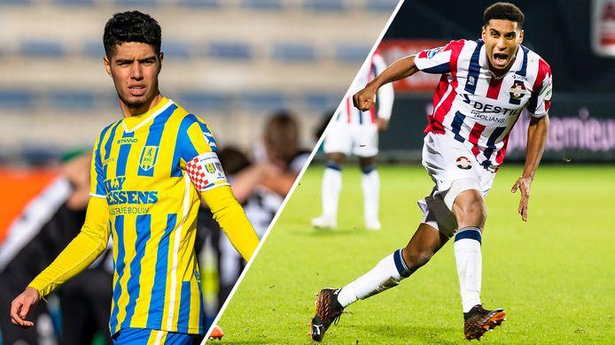 Anas Tahiri (l) en Driess Saddiki doen allebei mee aan de Ramadan.