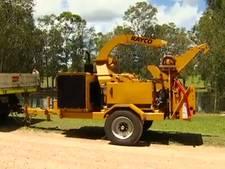 Australiër op slag dood na val in gemotoriseerde houtversnipperaar