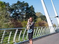 Noble wordt gelukkig van hond Suus: 'Het is heel gezellig met z'n tweetjes'
