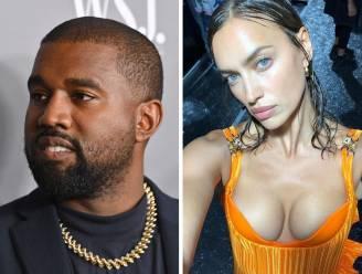 """""""Kanye West maakte eerste move in romance met Irina Shayk"""""""