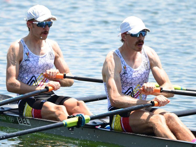 LIVE OS. Brys en Van Zandweghe naar finale lichte dubbeltwee, Tan uitgeschakeld -Titmus is de nieuwe koningin van het zwembad