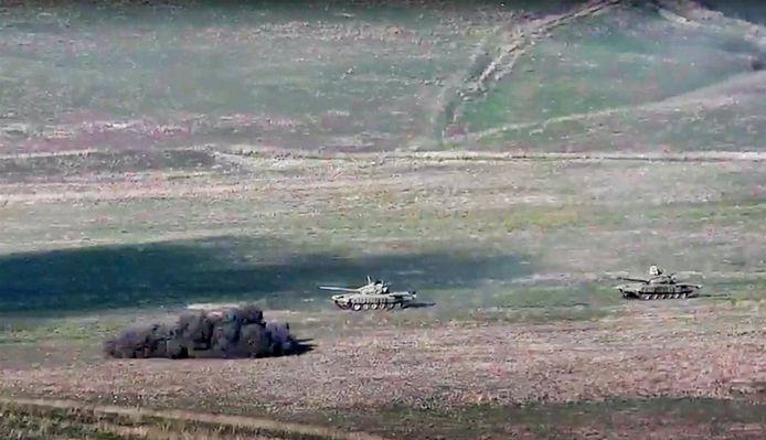 Au moins 15 soldats séparatistes supplémentaires de la région du Haut-Karabagh ont été tués dans les combats avec l'Azerbaïdjan.