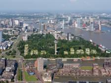 Groen licht voor woontorens bij Euromast, maar strijd tegen bebouwen Parkhavenstrook gaat door