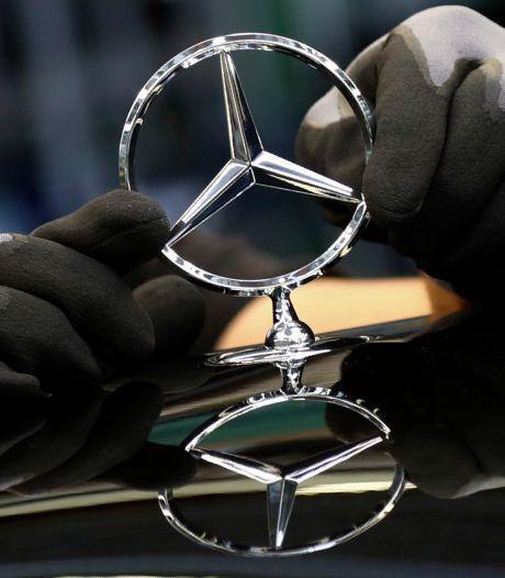 Mercedes roept 1,3 miljoen auto's terug, ook Nederlandse modellen getroffen