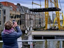 En weg is 'ie: Dordtenaren moeten Engelenburgerbrug tot 2021 missen