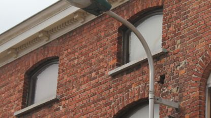 Geen straatverlichting in het centrum en noordkant van Aalst
