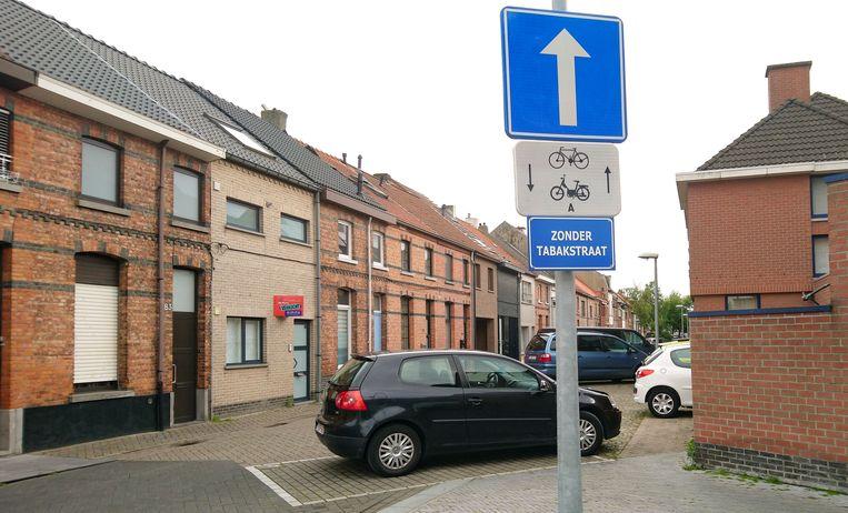 De Tabakstraat wordt een maand omgedoopt tot 'Zonder Tabakstraat'.