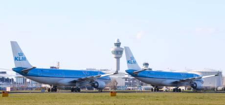 KLM-directeur: 'KLM neemt afscheid van personeel met tijdelijk contract'