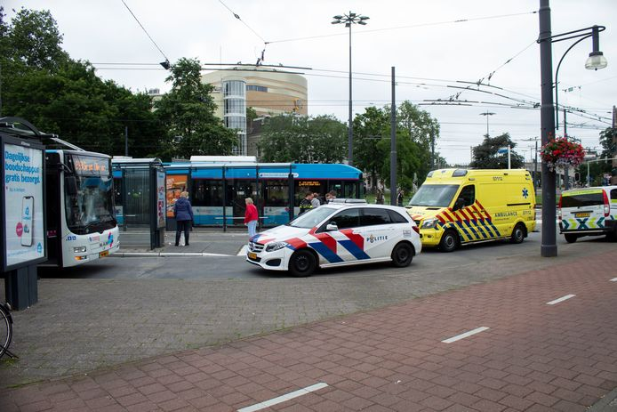 Ongeluk in Arnhem .