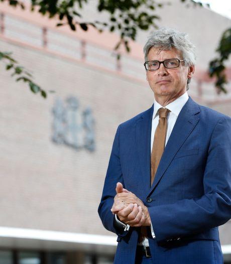 Burgemeester Bolsius over corona in Amersfoort: 'Het gaat helaas nog niet de goede kant op'