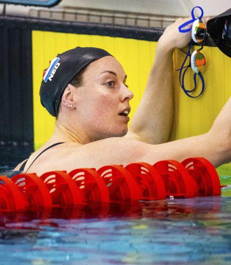 Femke Heemskerk na positieve test alweer in training in Eindhoven
