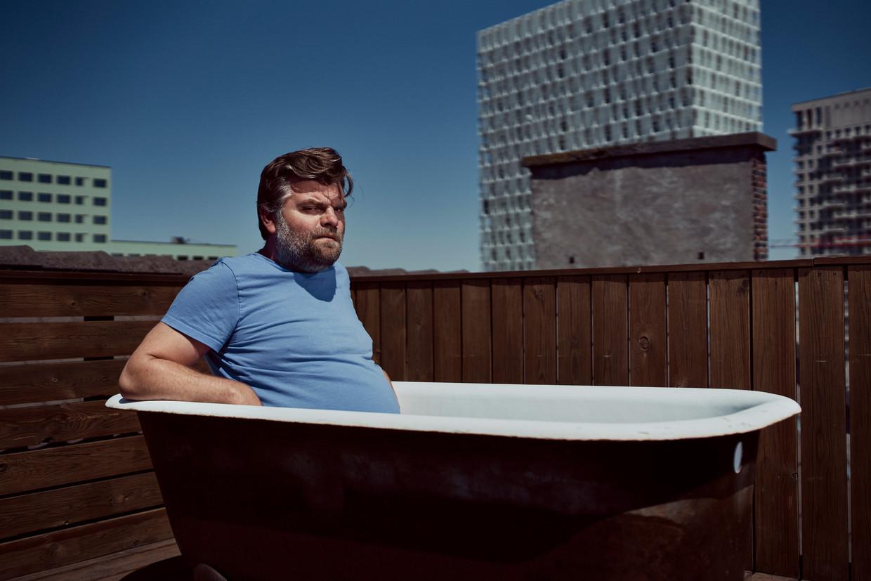 Stefaan Degand: ''Weekend aan zee' is de slechtste Vlaamse film aller tijden.Maar ik had geld nodig om de notaris te betalen.'