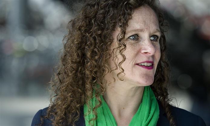Sophie in 't Veld, D66-lijsttrekker voor de Europese verkiezingen.