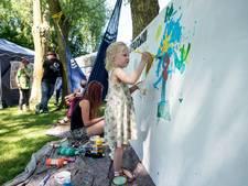 Relaxte sfeer tijdens eerste editie van festival DÆR in Wolphaartsdijk