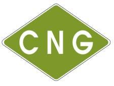 'Moet mijn auto op aardgas in België een CNG-sticker hebben?'