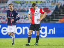 Miskleun Feyenoord tegen hekkensluiter FC Emmen brengt play-offs heel dichtbij