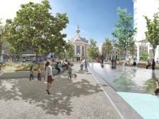 Het nieuwe Spuiplein: groene oase van rust of open plein voor evenementen?