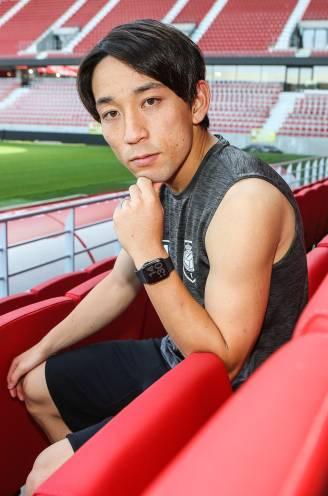 """Olympiër Koji Miyoshi legt de lat hoog voor zichzelf en Antwerp: """"Waarom niet voor de titel gaan?"""""""