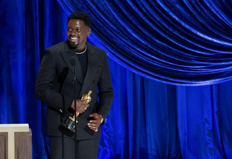 Daniel Kaluuya werd bekroond voor zijn rol als Black Panther-leider Fred Hampton in 'Judas and the Black Messiah' Beeld via REUTERS