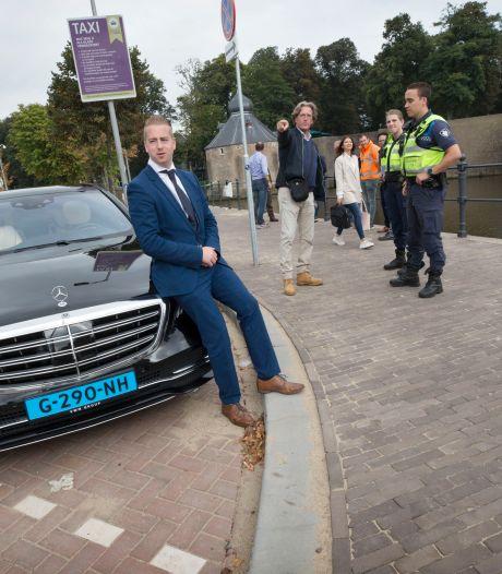 Bredase taxistandplaats is stuk veiliger: 'Auto's vlogen je op de Nieuwe Prinsenkade met 80 km/u voorbij'