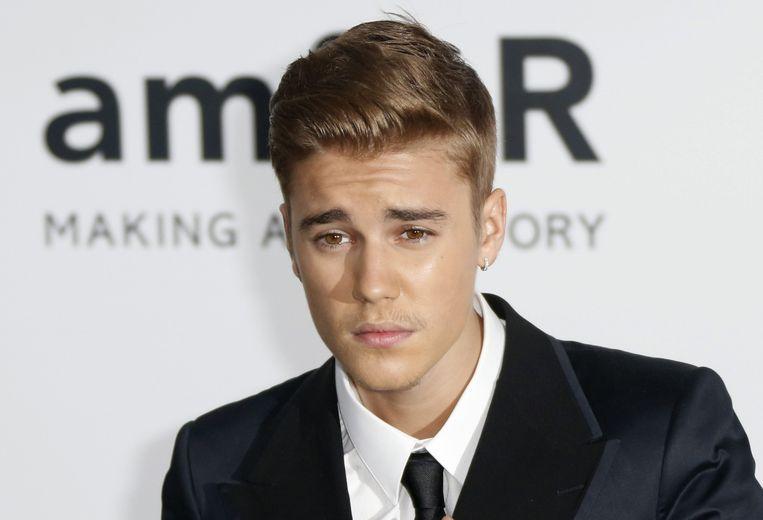 Justin Bieber Beeld EPA
