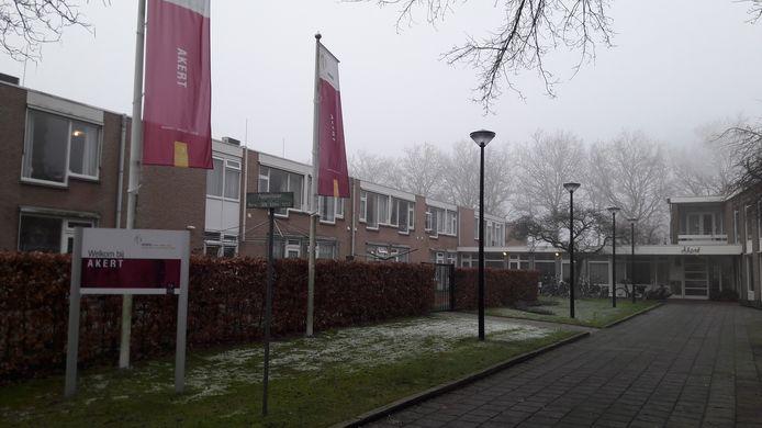Woonzorgcentrum de Akert in Geldrop gaat verhuizen naar een andere locatie, ver van het station.