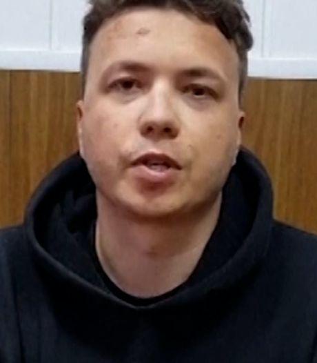'Belarussische dissident en vriendin verlaten cel voor huisarrest'