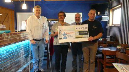 Geen sneukelfietstocht, maar Radio Tequila schenkt opbrengst vorige edities aan Fonds Jan Filliers