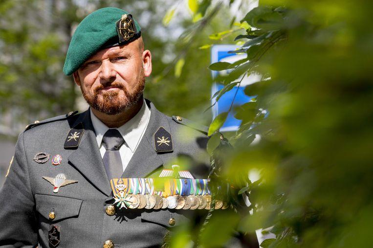 Portret van Marco Kroon. Beeld ANP