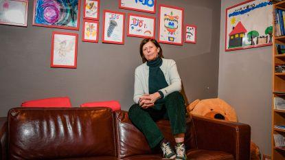 """Barones Ingrid De Jonghe helpt tieners met psychische problemen: """"Ik zie alle jongeren graag en dat voelen ze"""""""