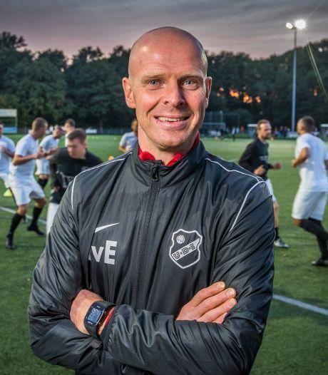 Herkansing voor trainer Edwin van Eerten: 'UDI is een volksclub, dat past bij mij'