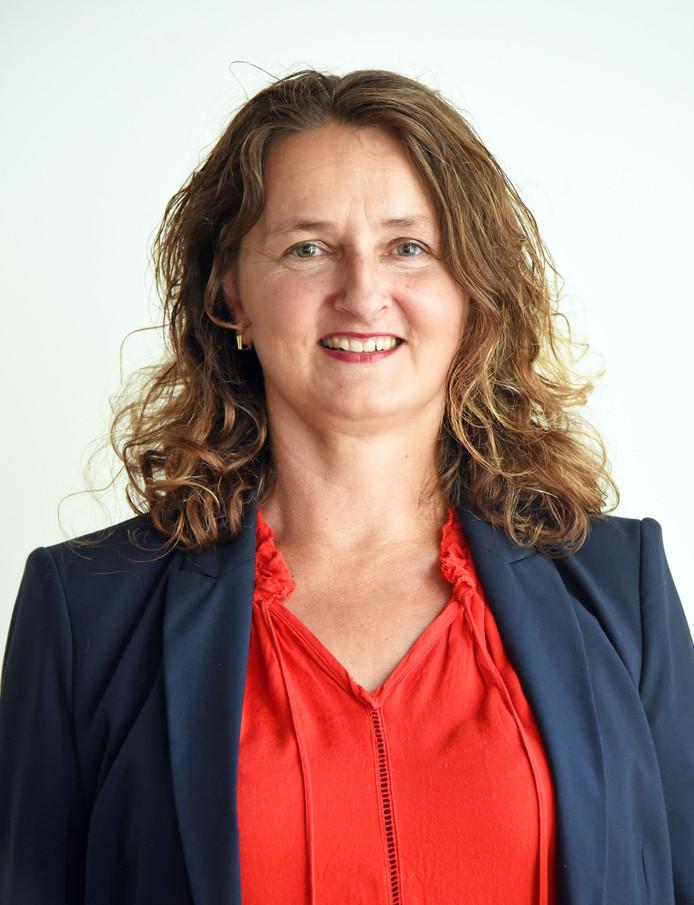 Marianne Poissonnier, kandidaat-wethouder voor Nieuw Gemeentebelang in Sluis.