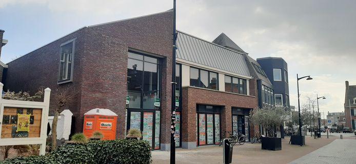 Pand Hoofdstraat 8-10 in Raamsdonksveer.