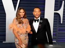 Chrissy Teigen en John Legend verwachten derde kindje