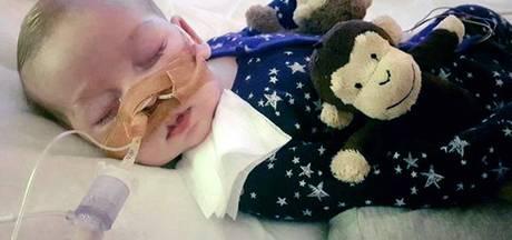 Zieke baby Charlie Gard krijgt permanente verblijfsvergunning VS